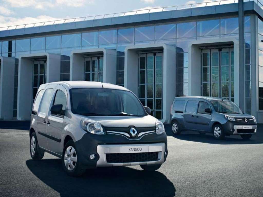 Galería de fotos del Renault Kangoo Furgón (1)