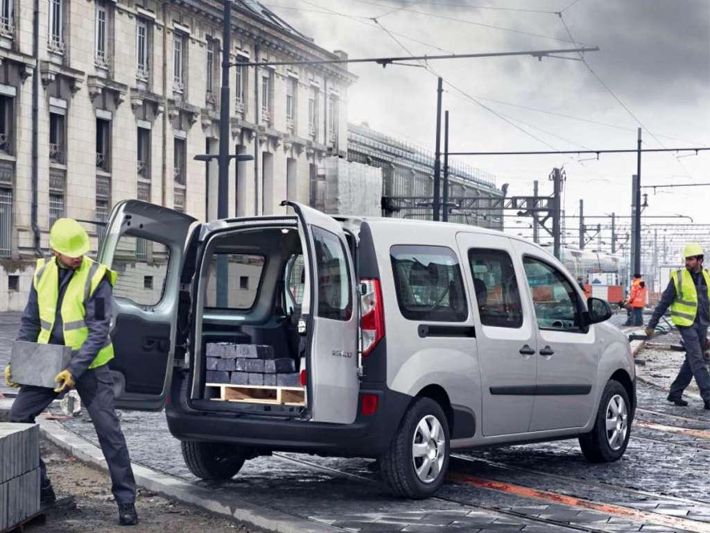 Galería de fotos del Renault Kangoo Furgón (2)