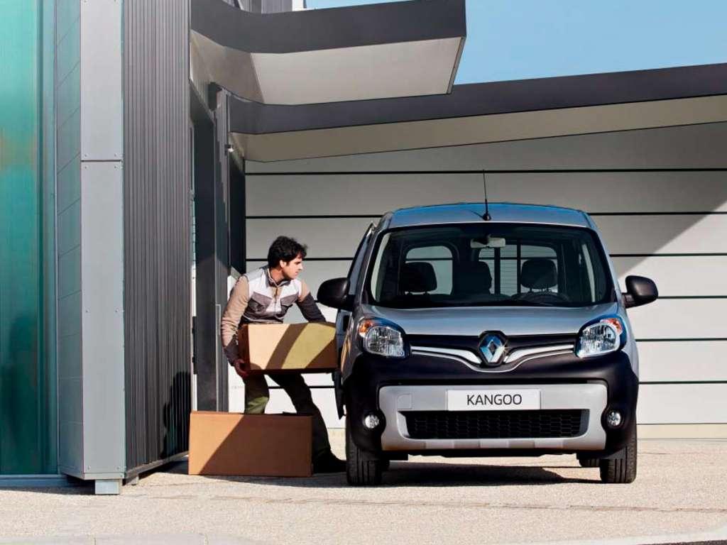 Galería de fotos del Renault Kangoo Furgón (3)