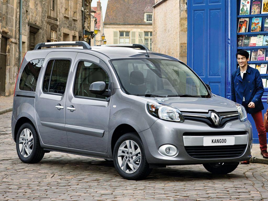 Galería de fotos del Renault KANGOO COMBI (1)