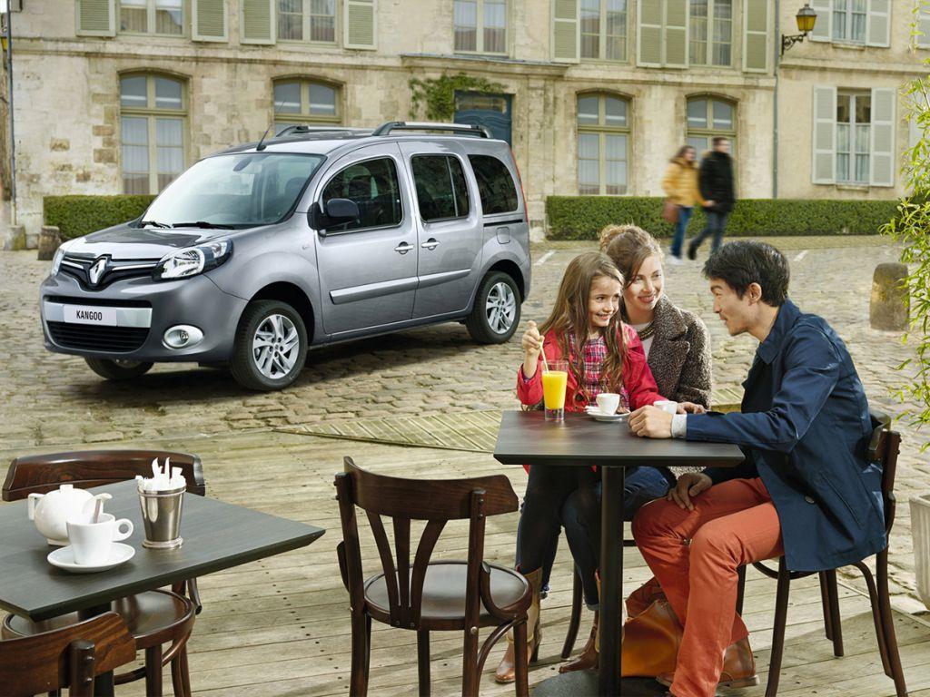 Galería de fotos del Renault KANGOO COMBI (2)