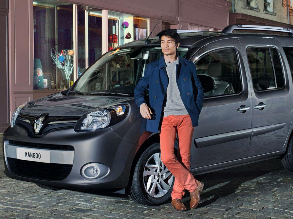 Galería de fotos del Renault KANGOO COMBI (3)