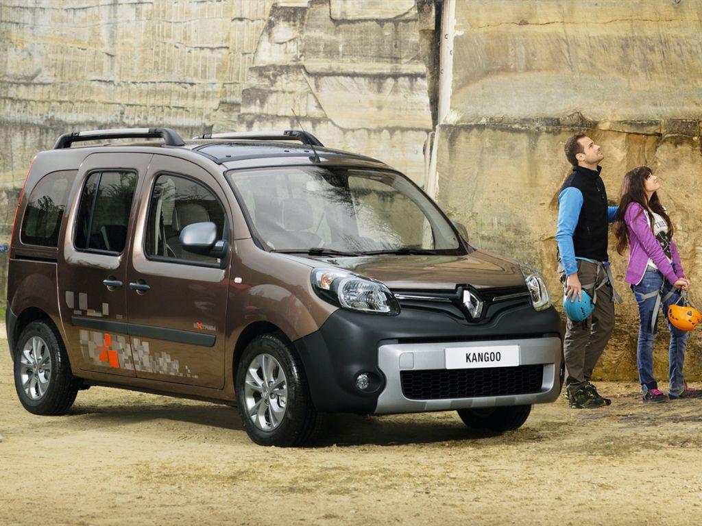 Galería de fotos del Renault KANGOO COMBI (4)