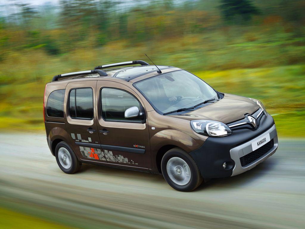 Galería de fotos del Renault KANGOO COMBI (6)