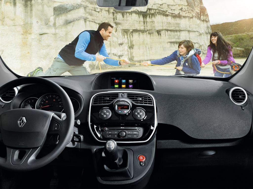 Galería de fotos del Renault KANGOO COMBI (8)