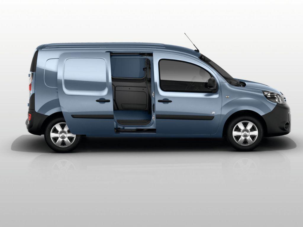Galería de fotos del Renault Kangoo Z.E. (2)