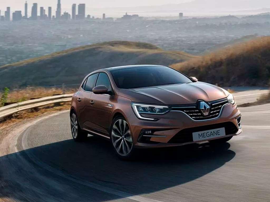 Galería de fotos del Renault NUEVO MEGANE (1)