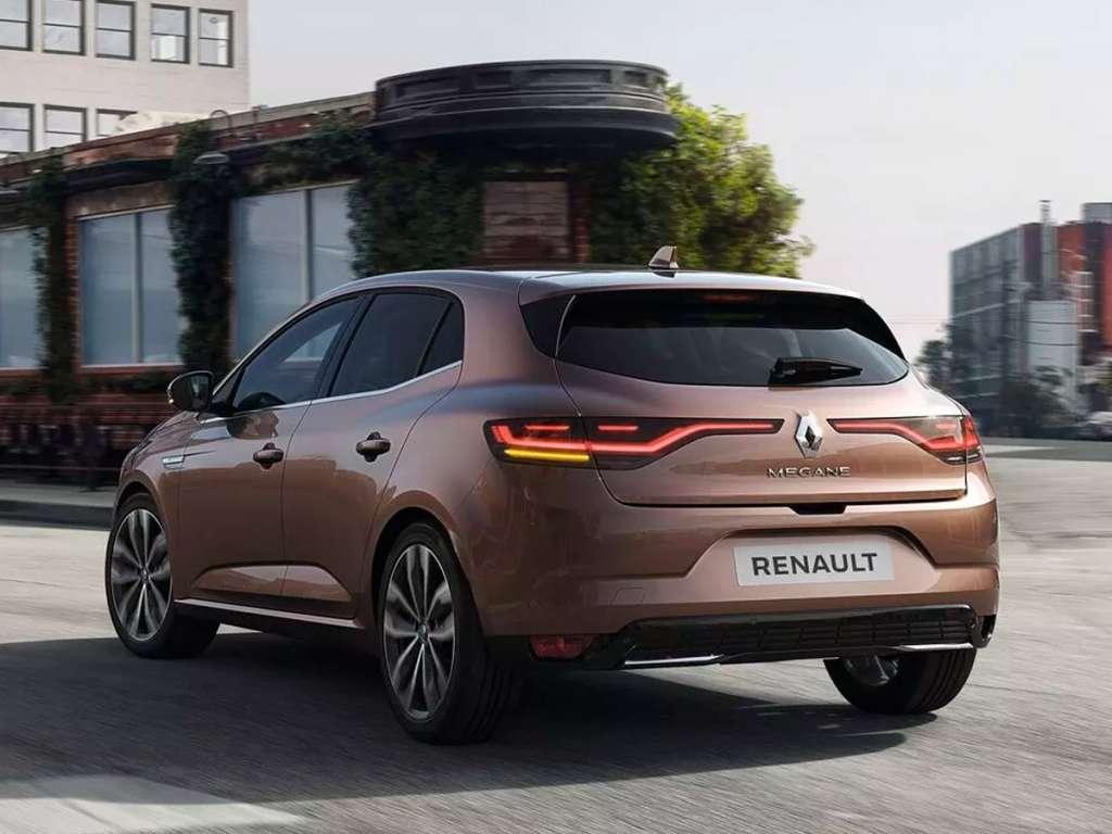 Galería de fotos del Renault NUEVO MEGANE (2)