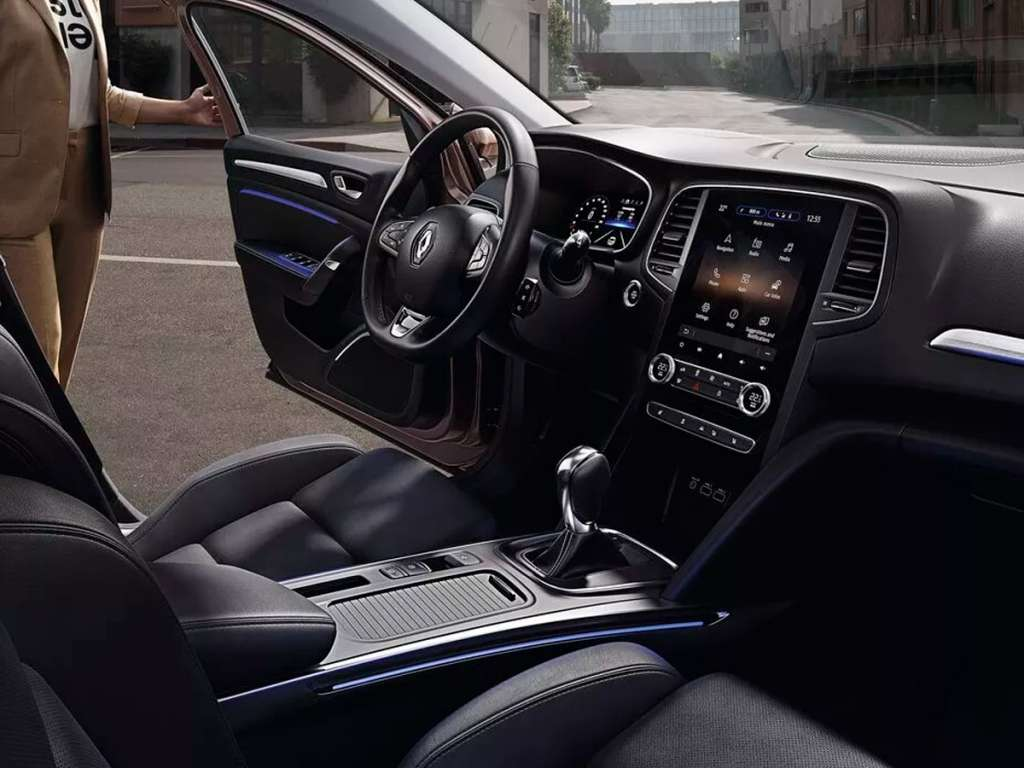 Galería de fotos del Renault NUEVO MEGANE (3)