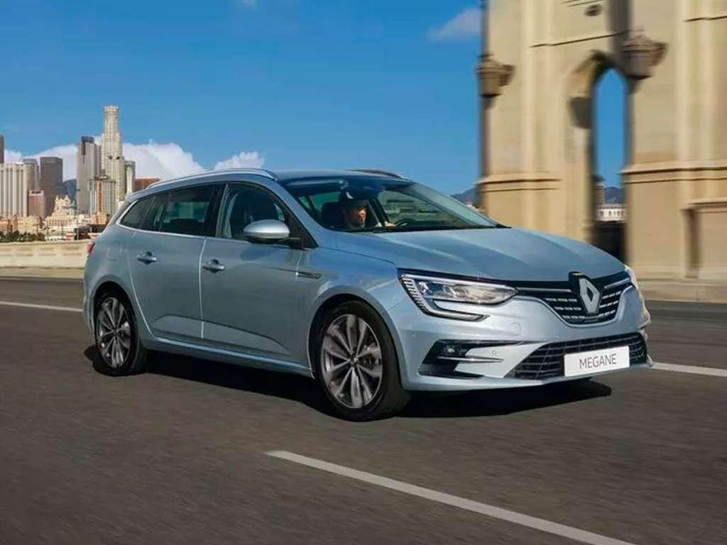 Galería de fotos del Renault NUEVO MEGANE SPORT TOURER (1)