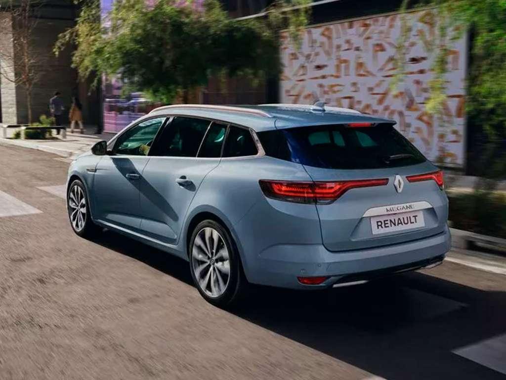 Galería de fotos del Renault NUEVO MEGANE SPORT TOURER (2)