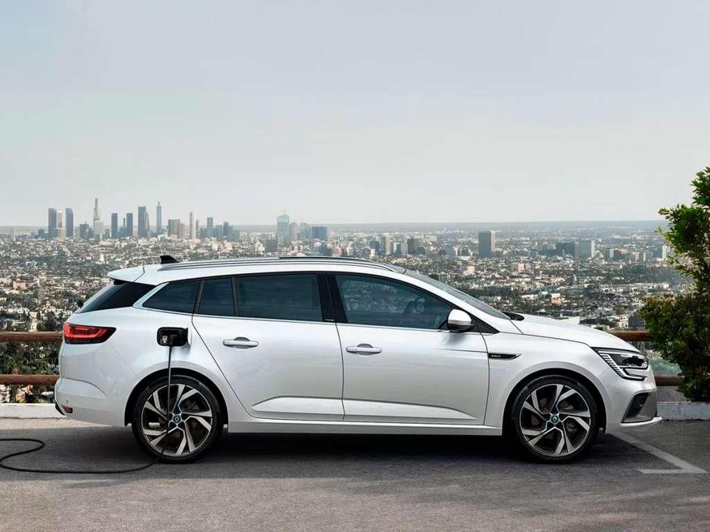 Galería de fotos del Renault NUEVO MEGANE SPORT TOURER E-TECH (1)