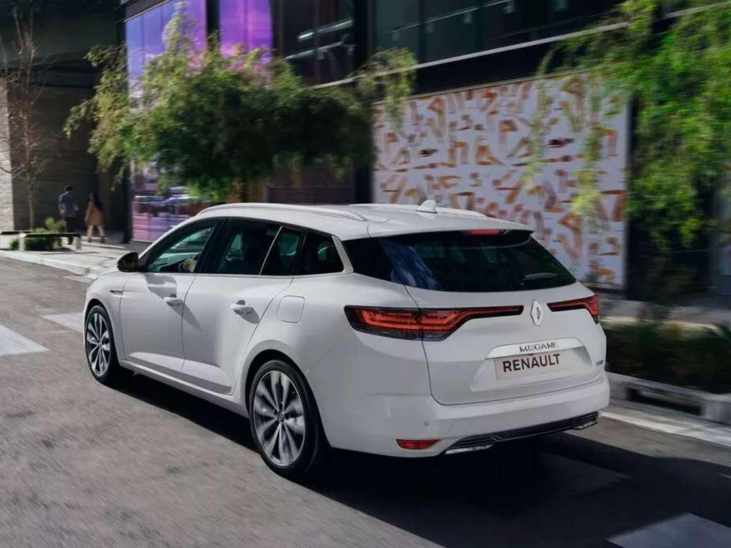 Galería de fotos del Renault NUEVO MEGANE SPORT TOURER E-TECH (2)