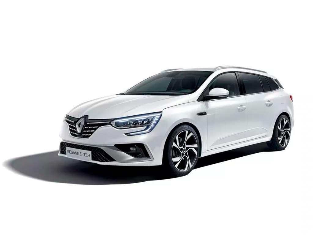 Galería de fotos del Renault NUEVO MEGANE SPORT TOURER E-TECH (3)