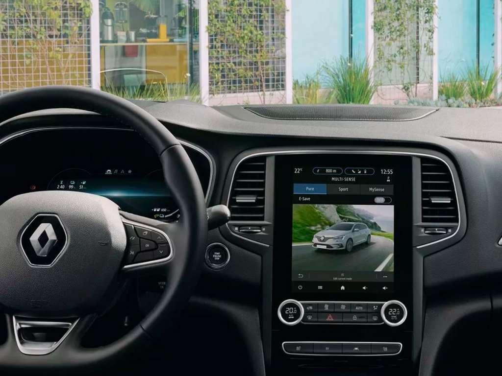 Galería de fotos del Renault NUEVO MEGANE SPORT TOURER E-TECH (4)