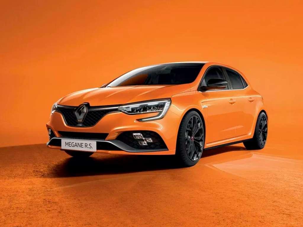 Galería de fotos del Renault NUEVO MEGANE R.S. (1)