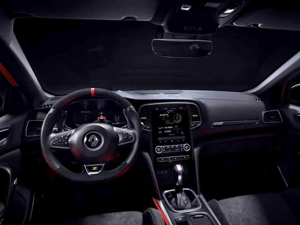 Galería de fotos del Renault NUEVO MEGANE R.S. (4)