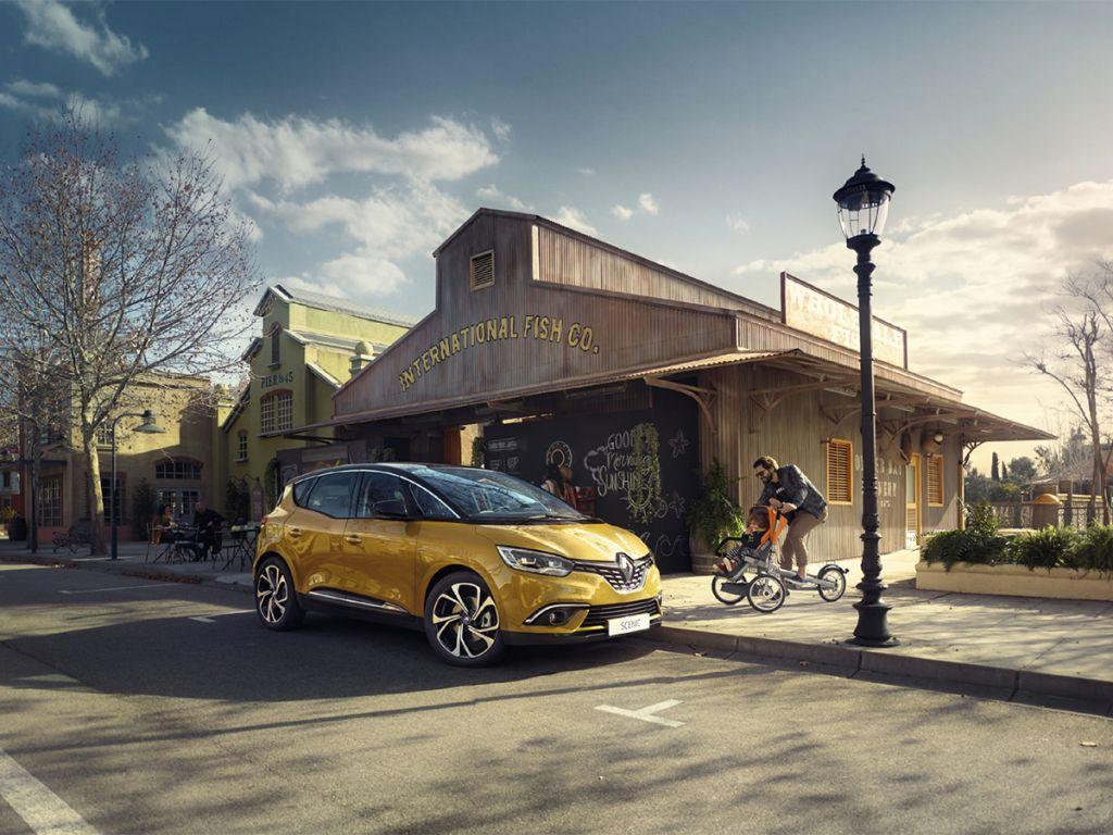 Galería de fotos del Renault SCENIC (1)