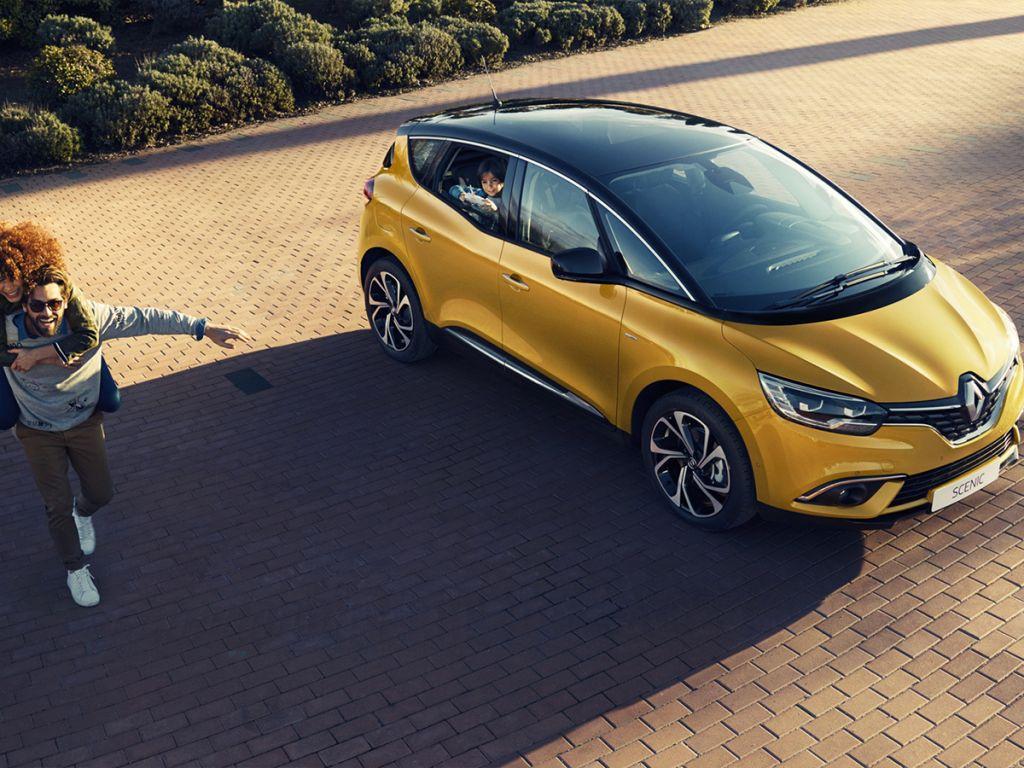 Galería de fotos del Renault SCENIC (2)