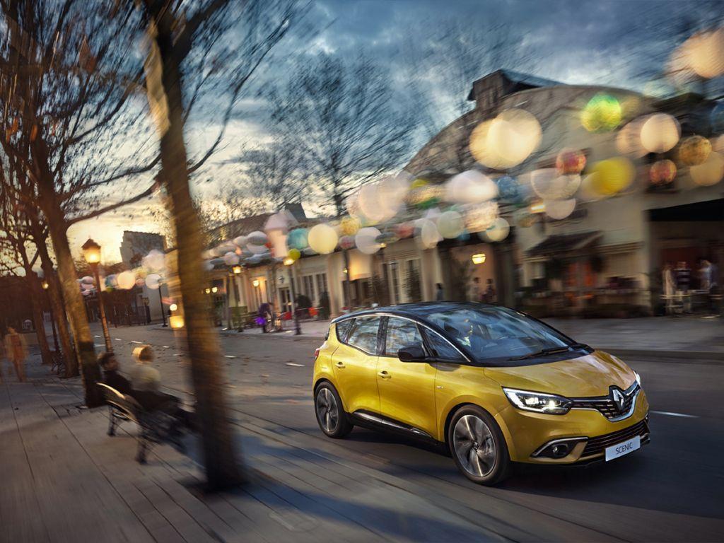 Galería de fotos del Renault SCENIC (3)