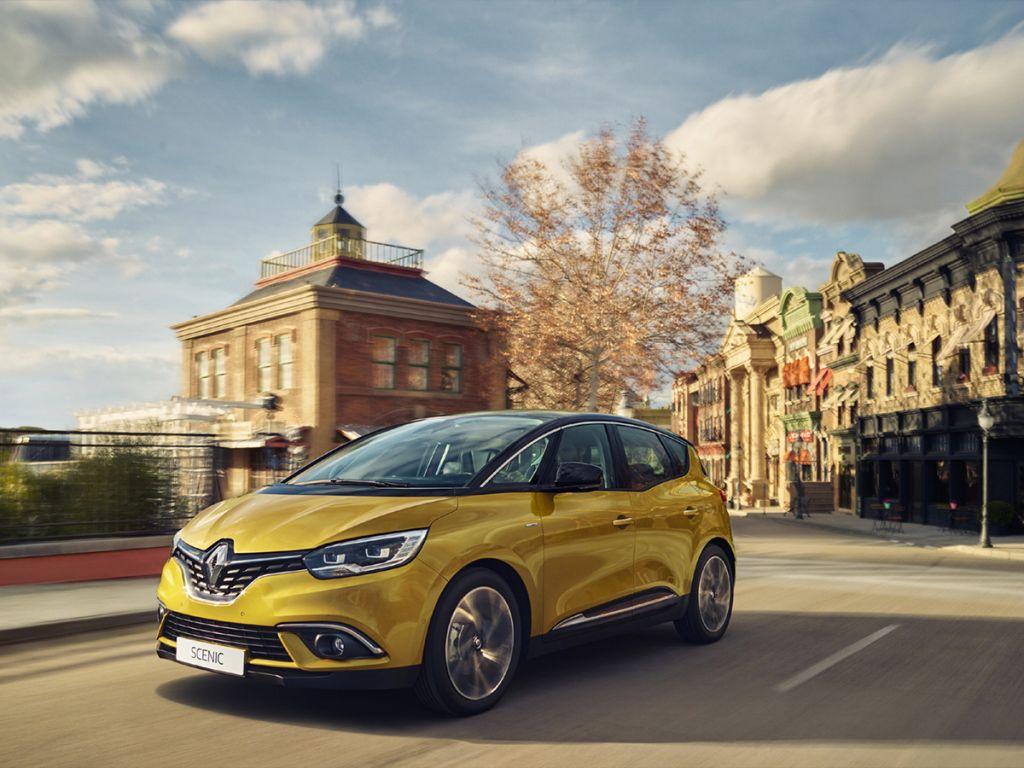 Galería de fotos del Renault SCENIC (4)