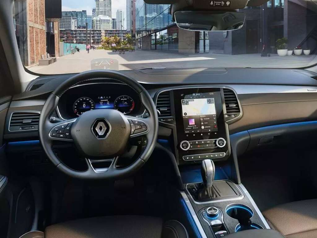 Galería de fotos del Renault NUEVO TALISMAN (4)