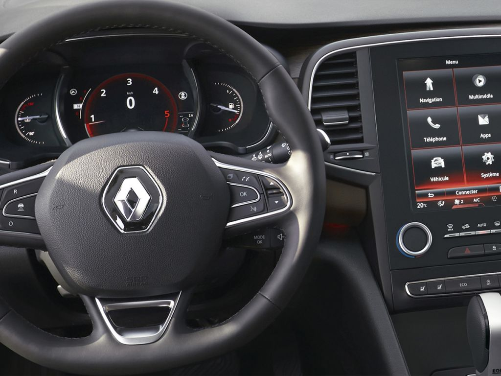 Galería de fotos del Renault TALISMAN SPORT TOURER (6)