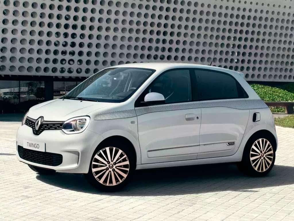 Galería de fotos del Renault TWINGO (1)