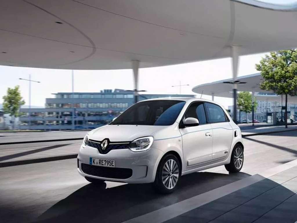 Galería de fotos del Renault NUEVO TWINGO ELECTRIC (1)