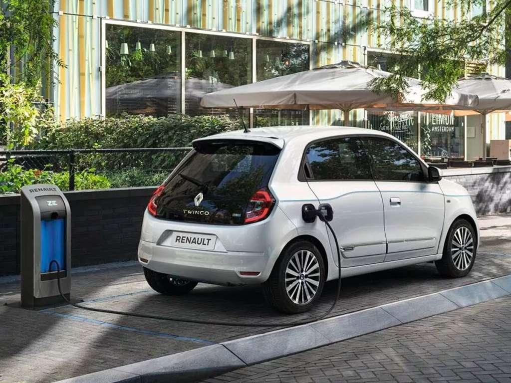 Galería de fotos del Renault NUEVO TWINGO ELECTRIC (2)