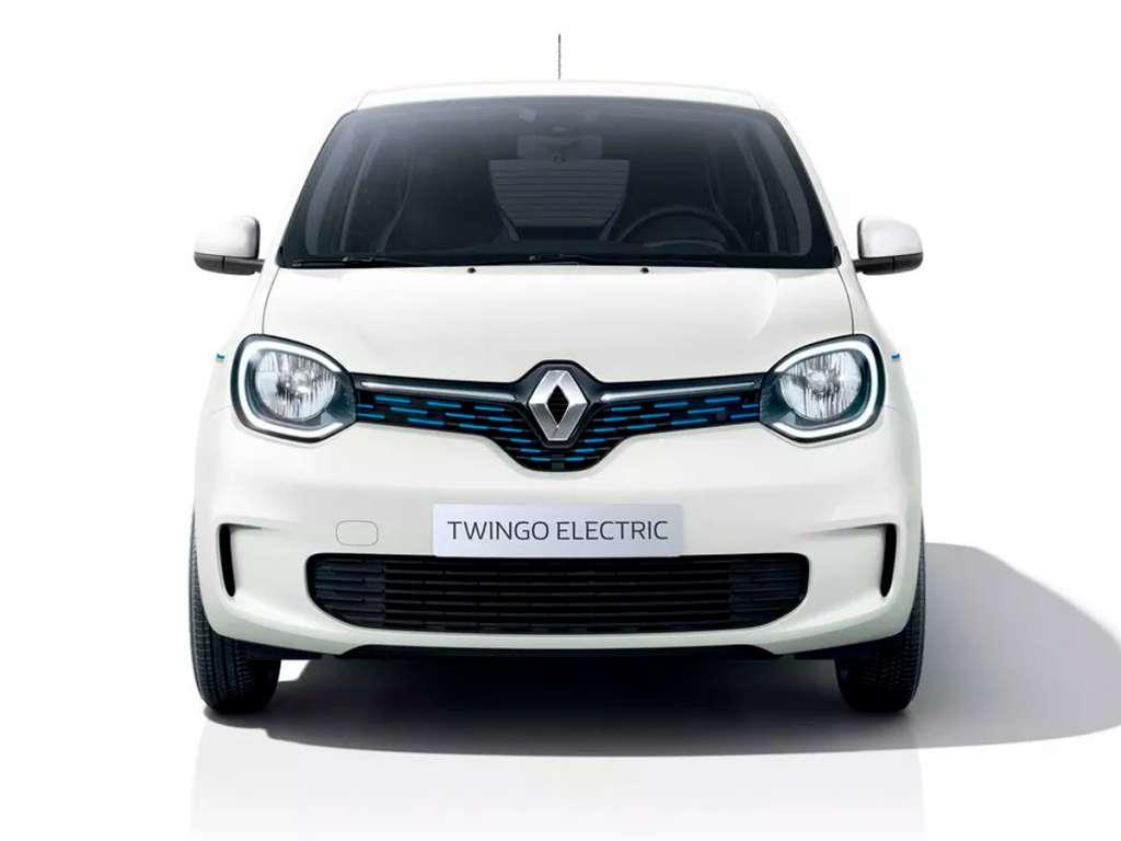 Galería de fotos del Renault NUEVO TWINGO ELECTRIC (3)