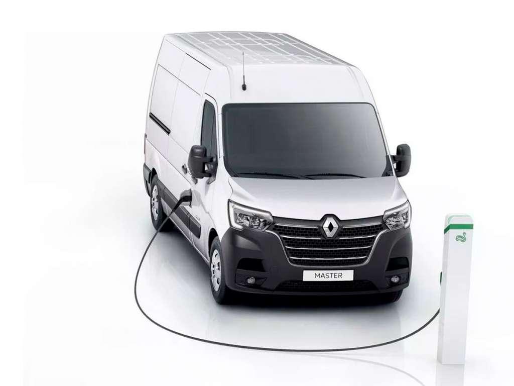 Galería de fotos del Renault Nuevo Master Z.E. (1)