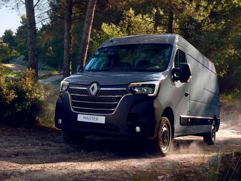 Galería de fotos del Renault Nuevo Master (1)