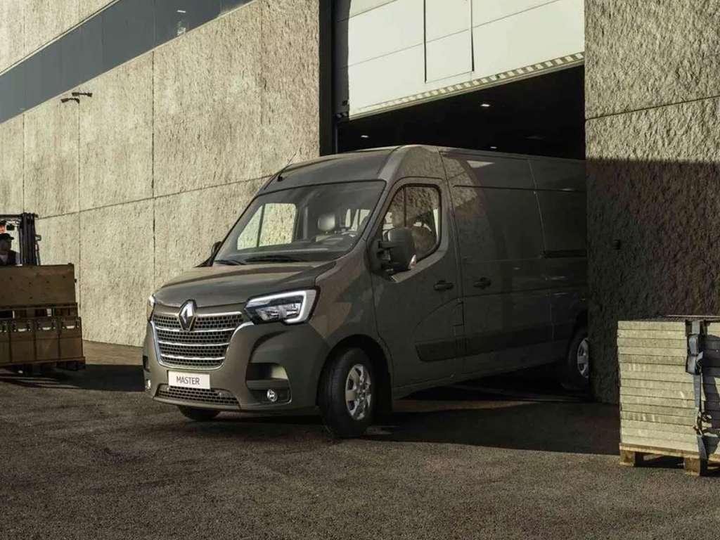 Galería de fotos del Renault Nuevo Master (2)