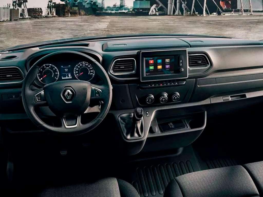 Galería de fotos del Renault Nuevo Master (3)