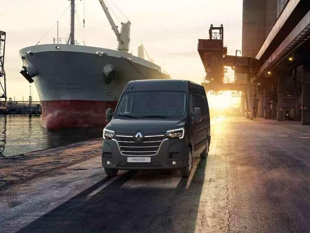 Galería de fotos del Renault Nuevo Master (4)