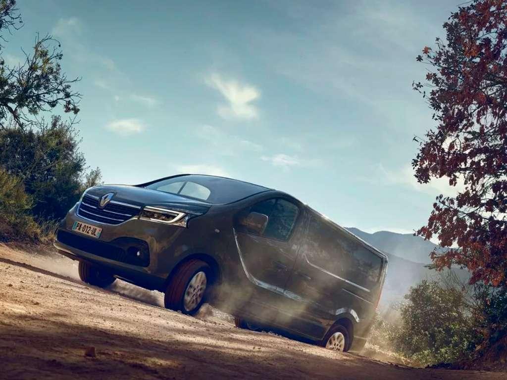 Galería de fotos del Renault Nuevo Trafic Furgón (2)