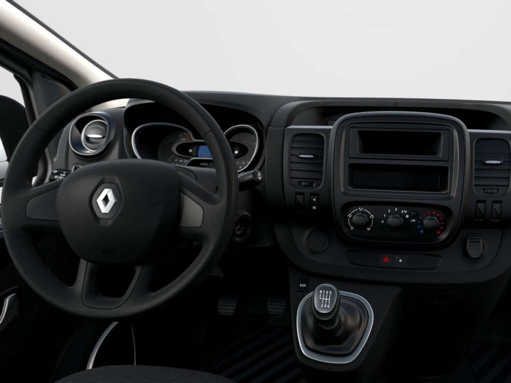 Galería de fotos del Renault Nuevo Trafic Furgón (4)