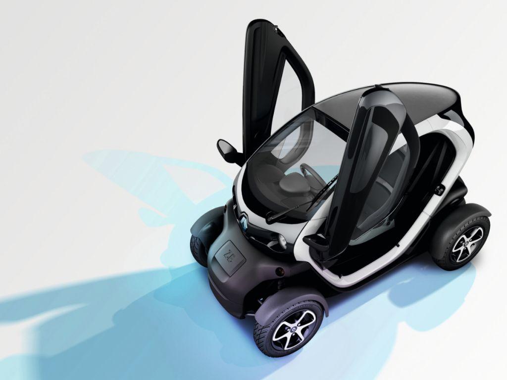 Galería de fotos del Renault TWIZY (2)
