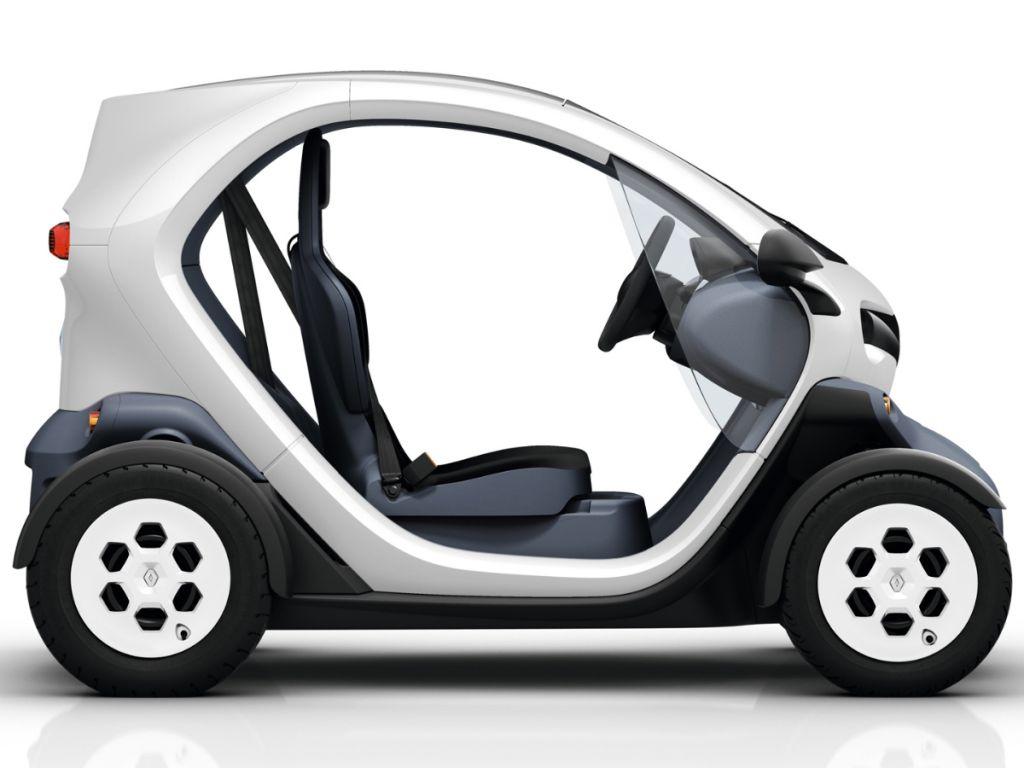Galería de fotos del Renault TWIZY (3)