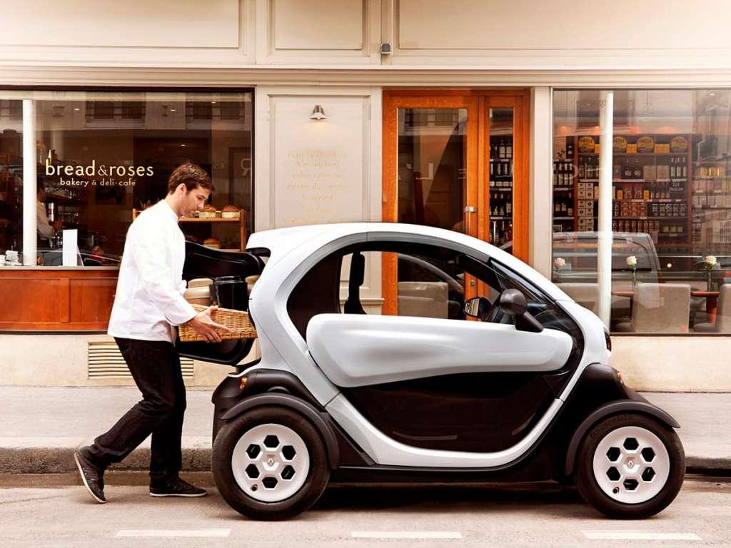 Galería de fotos del Renault TWIZY (6)