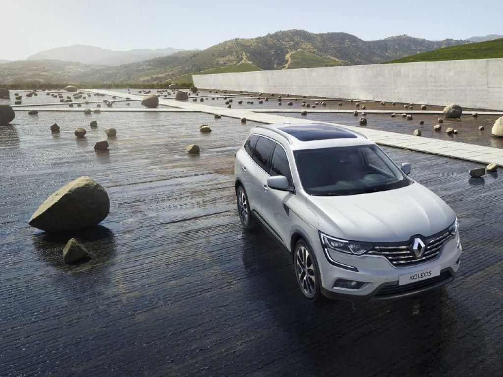 Galería de fotos del Renault KOLEOS (1)