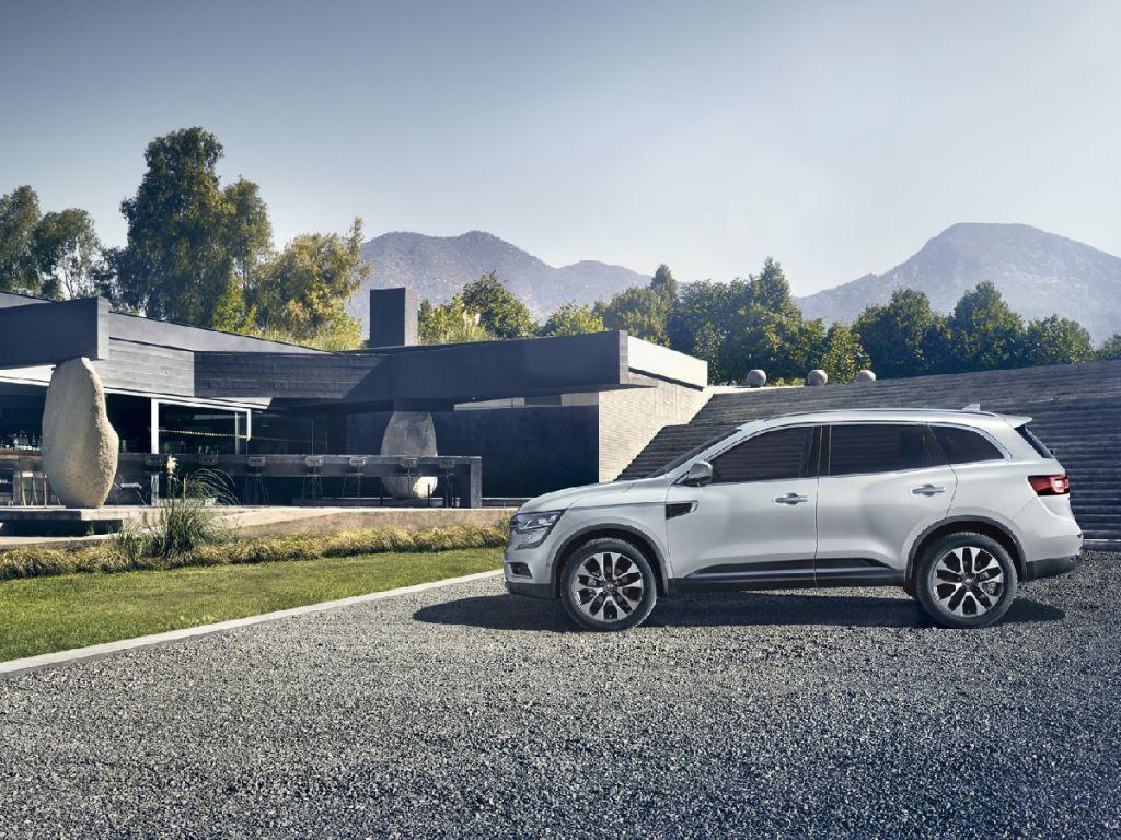 Galería de fotos del Renault KOLEOS (2)
