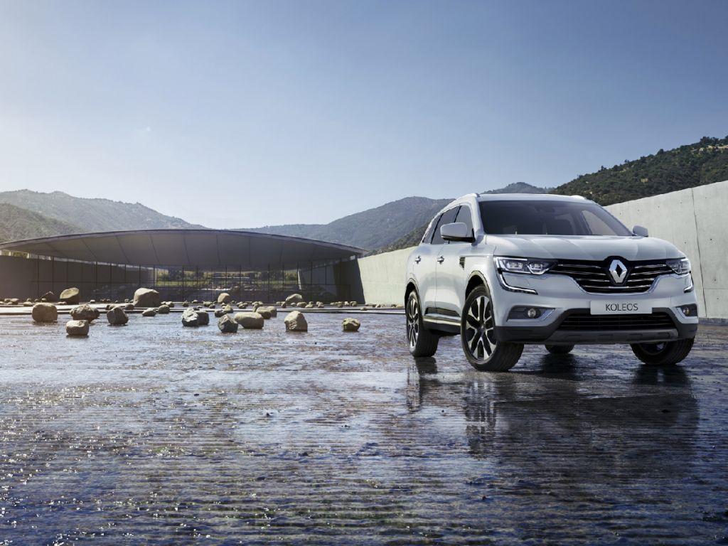 Galería de fotos del Renault KOLEOS (3)