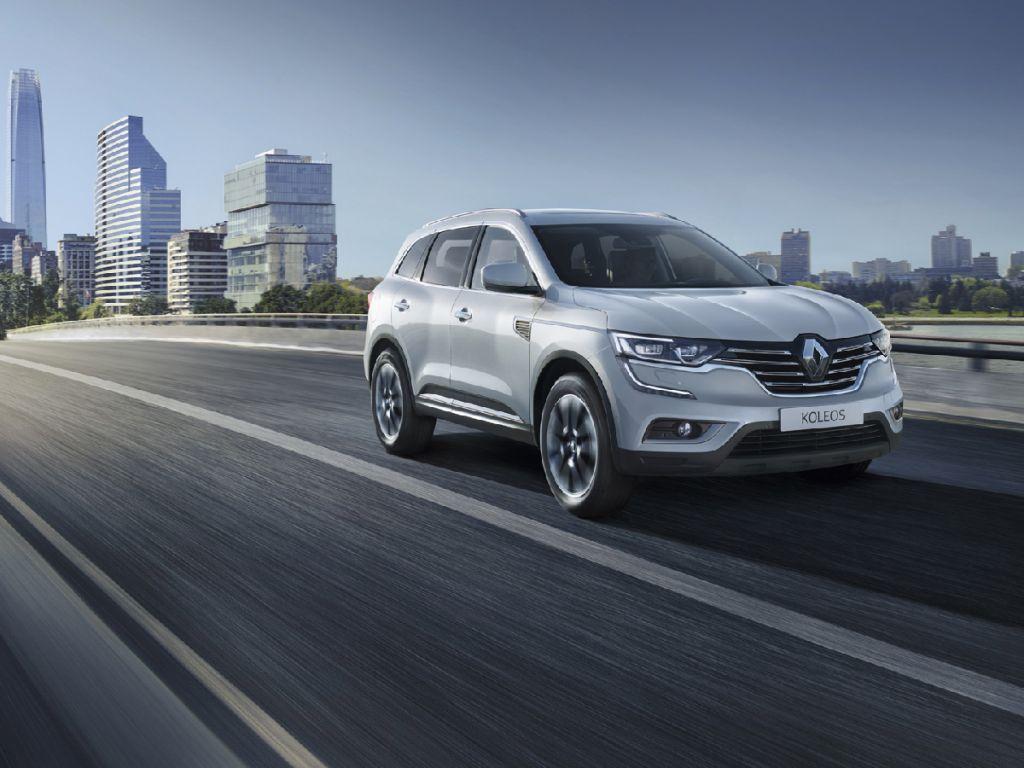 Galería de fotos del Renault KOLEOS (4)