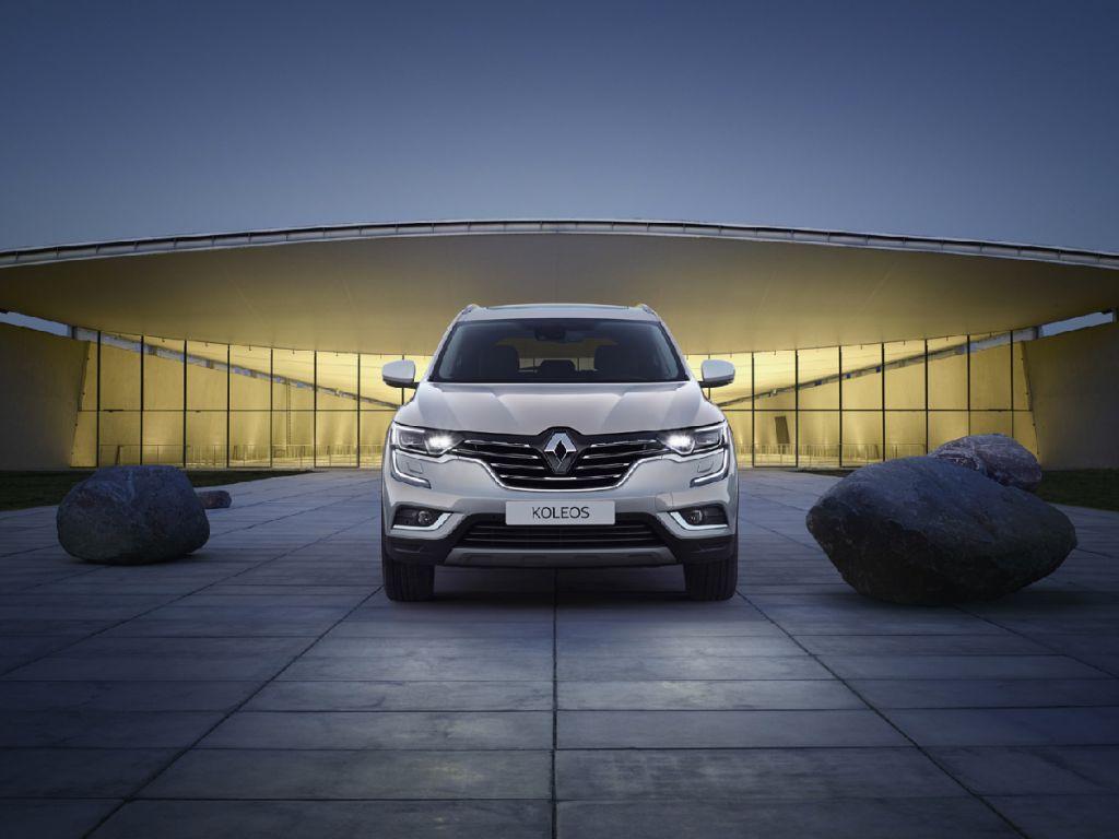 Galería de fotos del Renault KOLEOS (5)