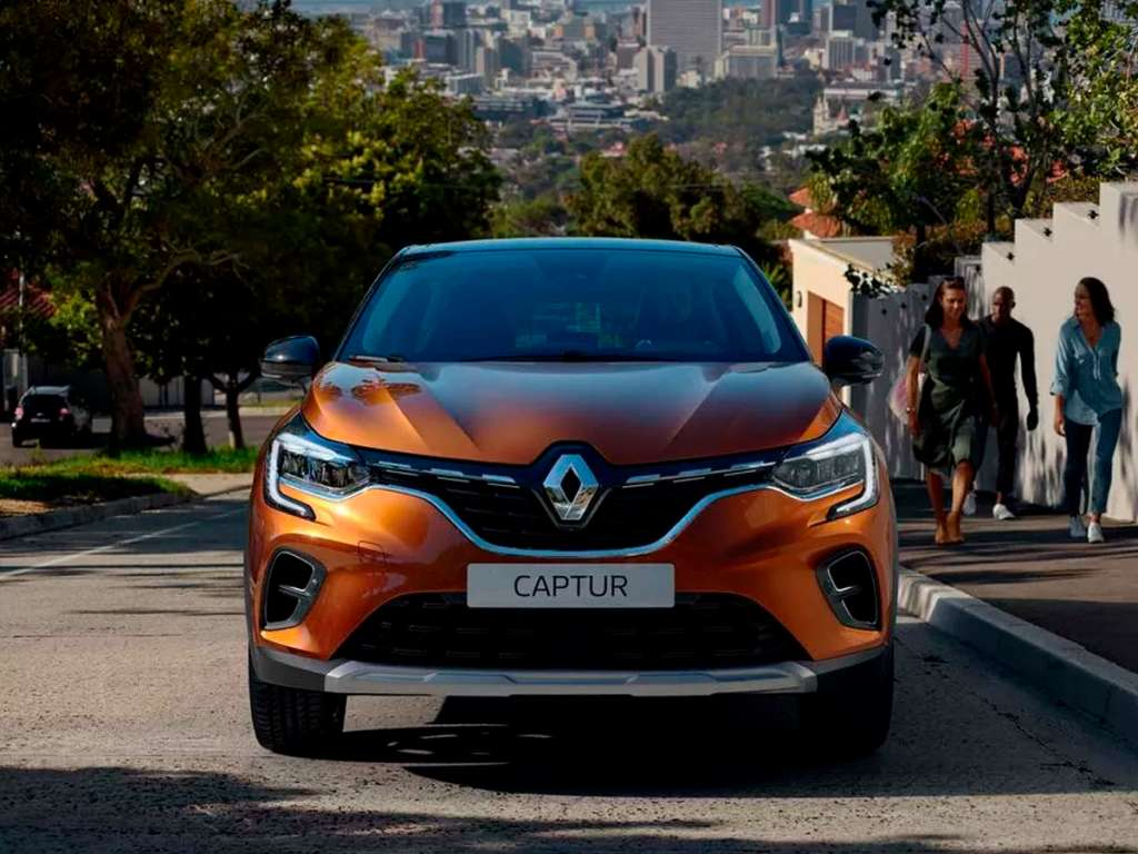 Renault NOVO CAPTUR