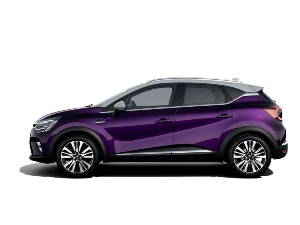 Renault NOVO CAPTUR INITIALE PARIS