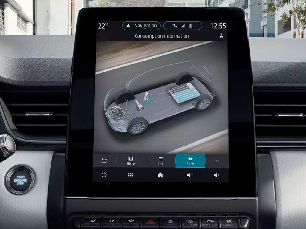 Renault NOVO CAPTUR E-TECH HÍBRIDO