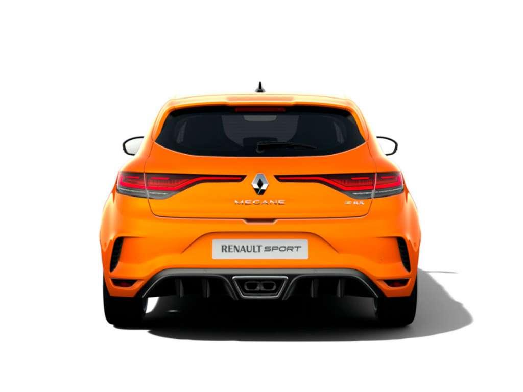 Renault NOVO MEGANE R.S.